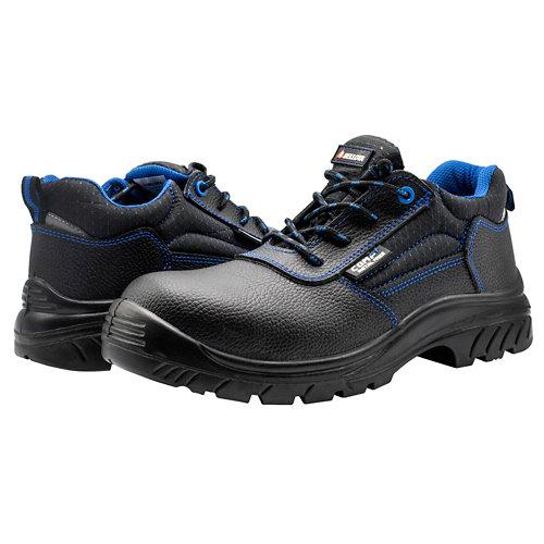 Zapato comp+ para trabajos en exterior bellota t43 negro