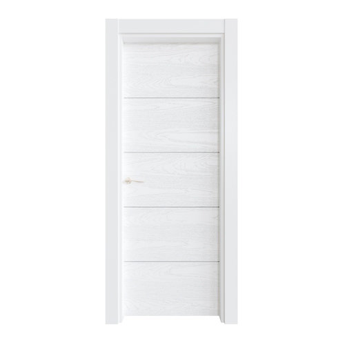 Puerta ciega lucerna premium blanco i 7x82,5 cm
