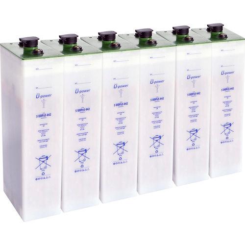 Bateria u-power uopzs 442 12v traslucida