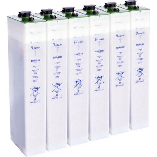 Bateria u-power uopzs 500 12v traslucida