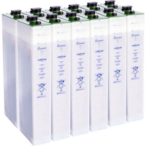 Bateria u-power uopzs 500 24v traslucida