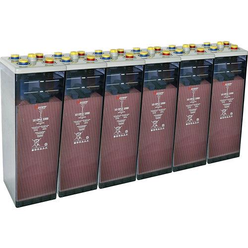 Bateria u-power opzs 1000 12v estacionaria