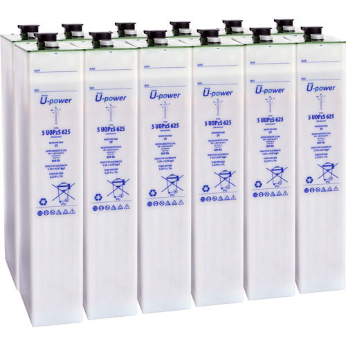 Bateria u-power uopzs 625 24v traslucida