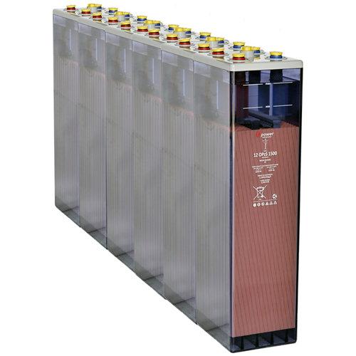 Bateria u-power opzs 1500 12v estacionaria
