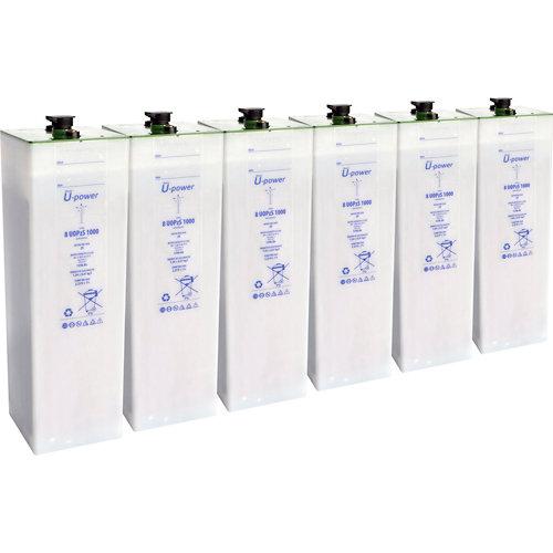 Bateria u-power uopzs 1000 12v traslucida