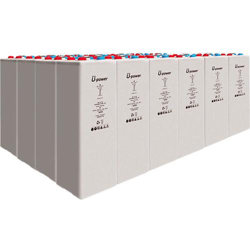Bateria u-power opzv 800 48v estacionaria gel