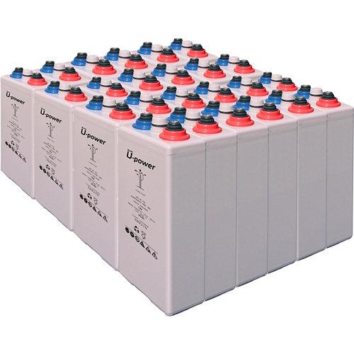 Bateria u-power opzv 420 48v estacionaria gel