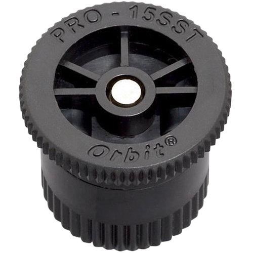 Boquilla tobera lateral de franja 1,5x9m-c/filtro, rosca hembra estándar