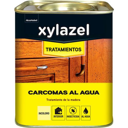 Tratamiento carcomas al agua xylazel 750 ml