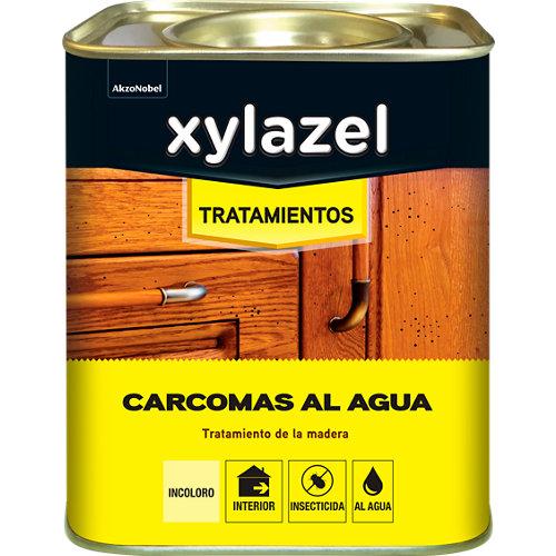 Tratamiento carcomas al agua xylzazel 2.5 l