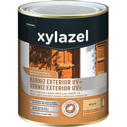 Barniz exterior uv plus brillante xylazel 2.5 l natural