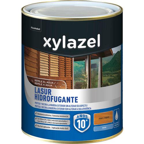 Protector de madera hidrofugante mate xylazel 2.5 l pino