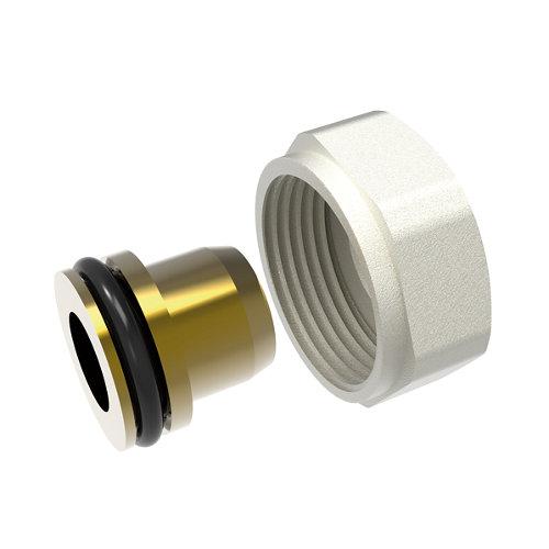 Conector de cobre m 24x1,5 ø15