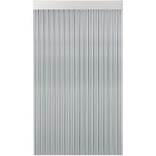 Cortina de puerta acudam cinta s350 negro 75x190 cm