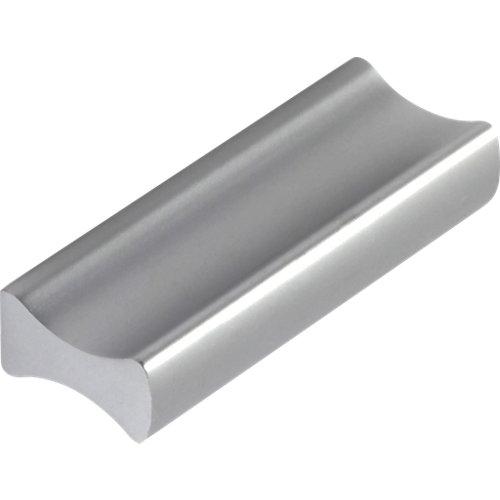 2 tiradores 2279 32mm aluminio anonizado