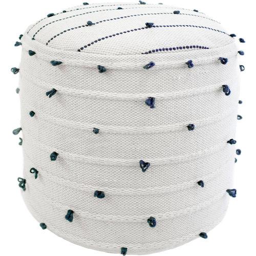 Puf de fibra natural 42x45cm