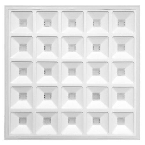 Panel led secom 60x60 ugr 17 36w 3800lm emp