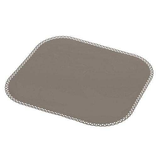 Salvamantel silicona maid 40x35cm gris 40x35cm