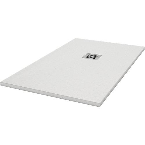 Plato ducha impact 70x180 cm blanco
