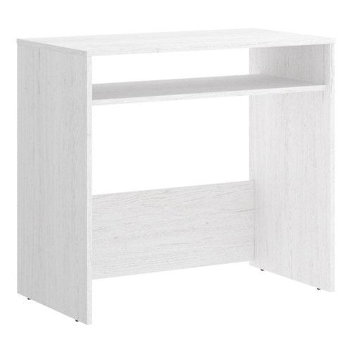 Mesa de escritorio nihal blanco 75x79x50