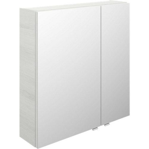 Armario de baño con espejo image blanco 70 cm