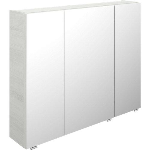 Armario de baño con espejo image blanco 90 cm