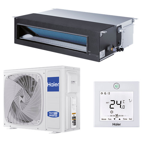 Aire acondicionado conductos haier ad71s2sm wifi 6100 fg
