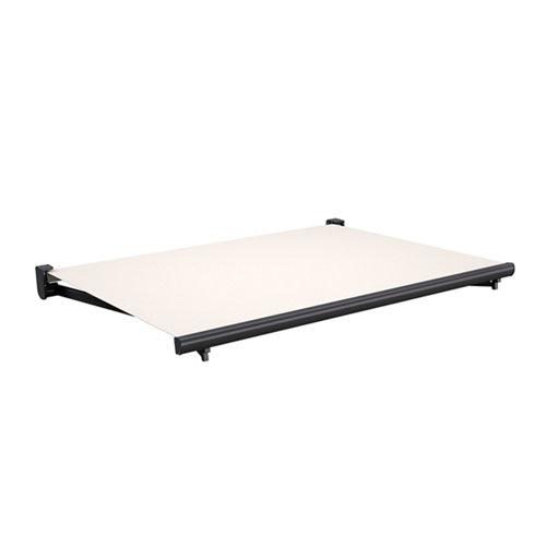 Comprar Toldo tarifa brazo extensible manual gris y tela beige 5x3m