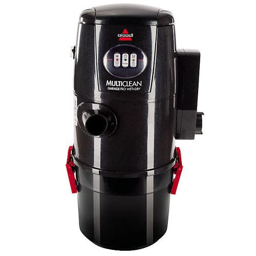 Aspirador de polvo y agua bissell multiclean garage pro