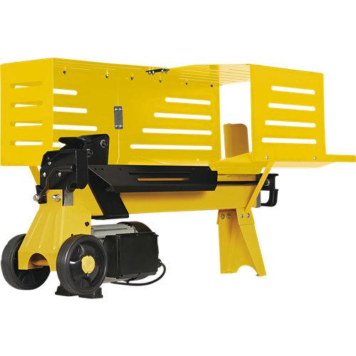 Corta tronco eléctrico garland chopper 137 e-v20 1500w para troncos de hasta 25