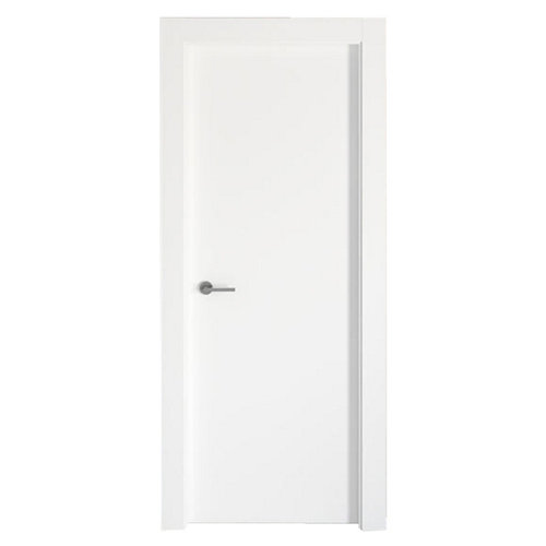 Puerta ciega bari plus blanca 82,5 cm i