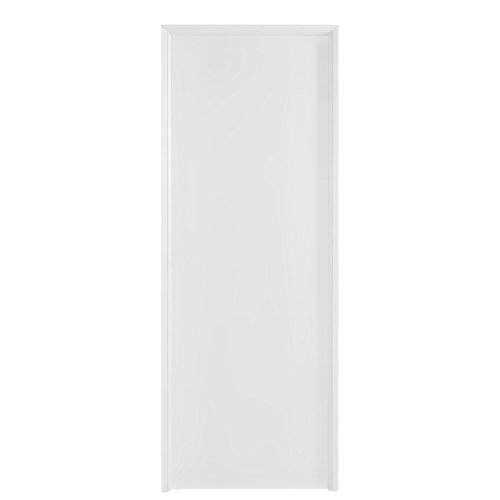 Puerta bari plus blanca ciega 9x2x82,5 cm d