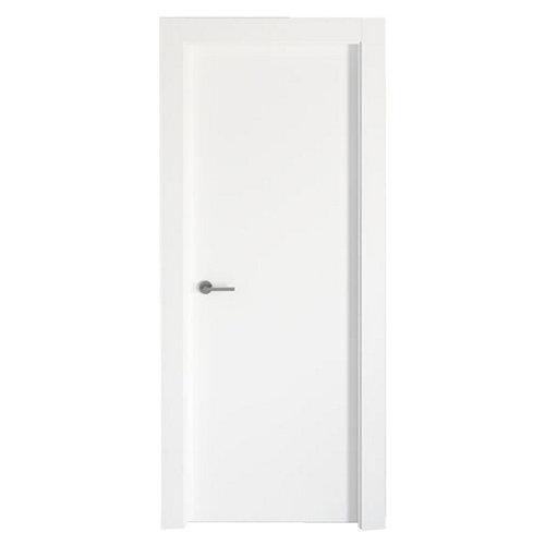 Puerta ciega bari plus blanca 9x82,5 cm i