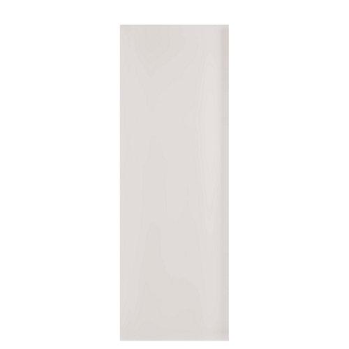 Puerta corredera bari plus blanca ciega 92,5 cm