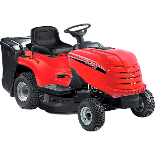 Tractor cortacésped club garden cg84 de 414 cc, 84 cm ancho de corte