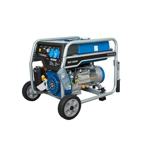 Generador hyundai gasolina de 2500 w