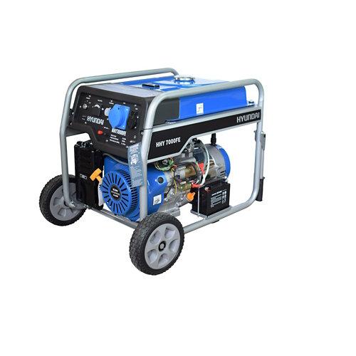 Generador hyundai gasolina de 5000 w