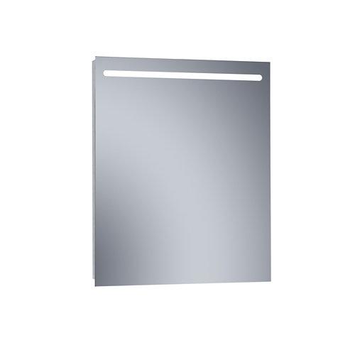 Espejo de baño con luz led nidia oneled 67 x 85 cm