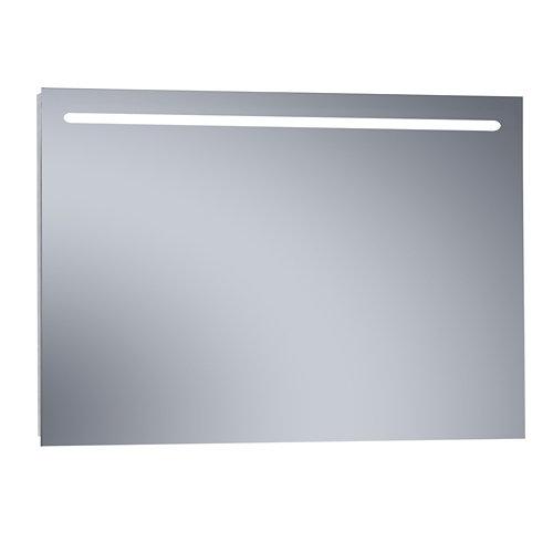 Espejo de baño con luz led nidia oneled 120 x 80 cm
