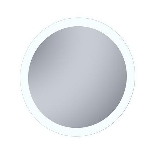 Espejo de baño con luz led dag 90 x 90 cm