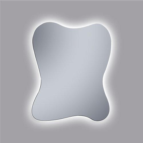 Espejo de baño con luz led axel 60 x 80 cm