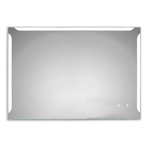 Espejo de baño con luz led alice ng 120 x 80 cm