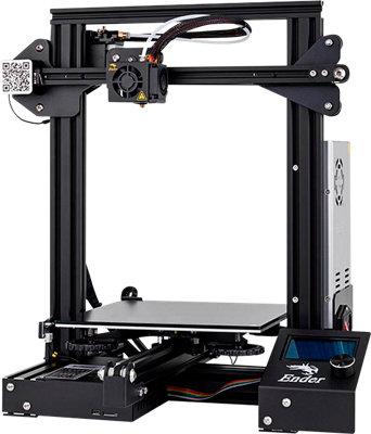 Impresora 3D en kit  ENDER3S