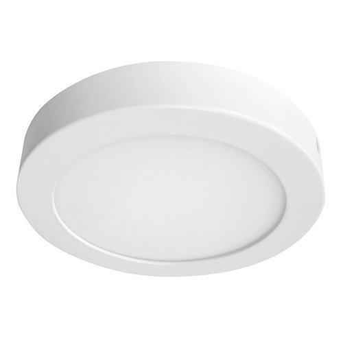 Foco downlight redondo blanco 18w 5700k 1800lm nuva