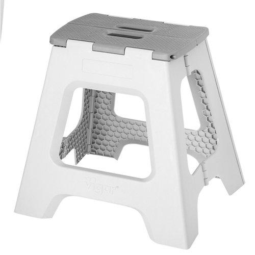 Taburete 27cm compact plegable ray in body 3x33x37 cm