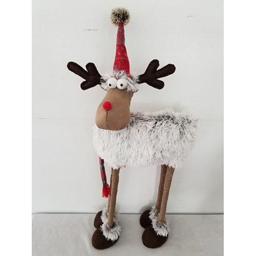Figura navideña reno 70 cm