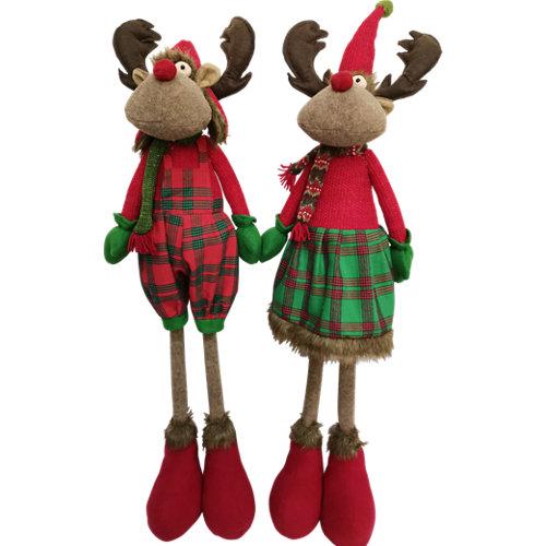 Figura navideña reno 64 cm