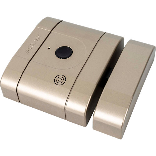Cerradura invisible electrónica lock bt níquel