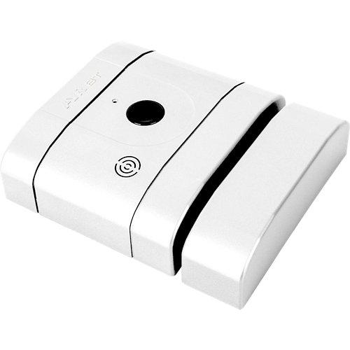 Cerradura invisible int lock bt blanca con mando a distancia