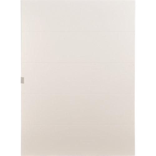 Puerta abatible para armario lucerna blanco 60x100x1,9 cm